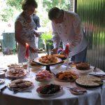 workshop high tea bij Boerderij de Oude Linde